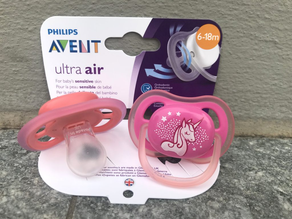 ciuccio ultra air philips avent elinoe11