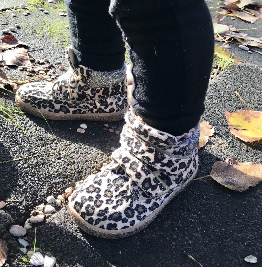 melania baby shoes animalier fw18 elinoe11