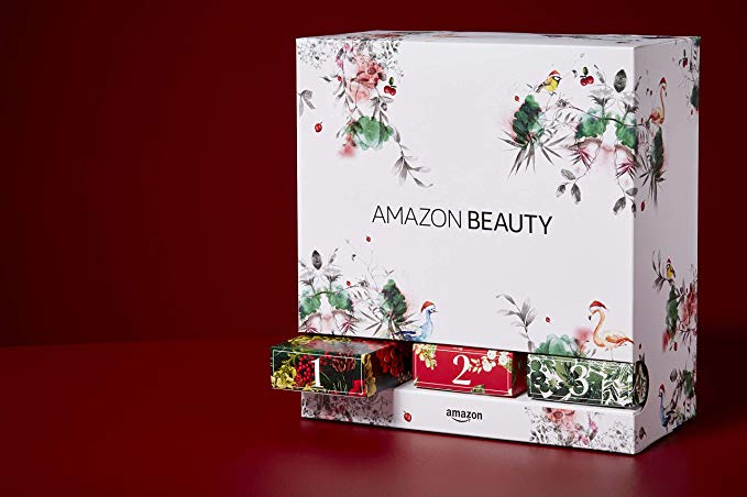 amazon calendario avvento beauty elinoe11