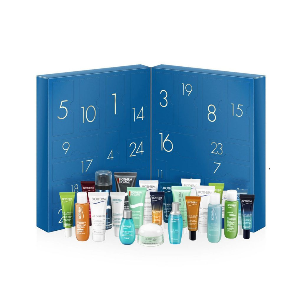 calendario avvento beauty biotherm elinoe11
