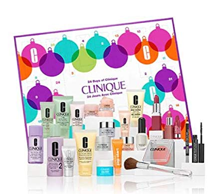 clinique calendario avvento beauty 2018 elinoe11